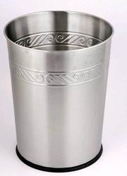 12L Stainless Steel Wastebasket
