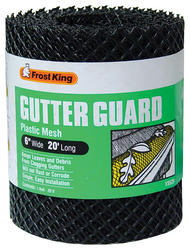 "Frost King 6"" x 20' Gutter Guard"