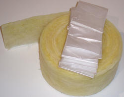 "1/2"" Fiberglass Pipe Wrap"