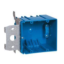 Carlon Adjust-A-Box 2-Gang Non-Metallic Zip Box