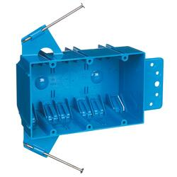 Carlon Zip Box with Captive Nails and Bracket Support