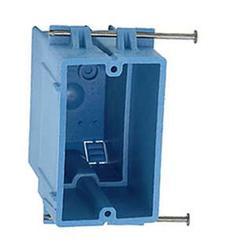 Carlon 1-Gang Non-Metallic Wall Box