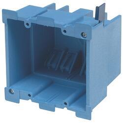 Carlon 2-Gang Non-Metallic Old Work Wall Box