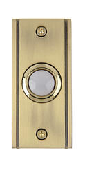 Carlon Antique Finish Wired Brass Push Button