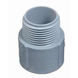 "Carlon 2-1/2"" PVC Male Adapter"