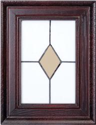 Carlon Wired Chime with Stain Glass Inlay