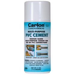 Carlon Aerosol PVC Cement - 4 oz