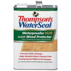 Thompsons Water Seal Waterproofer Plus Clear Wood Protector