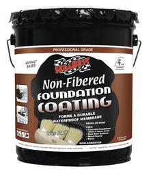 SealBest Professional Grade Non-Fibered Foundation Coating - 4.75-gal.