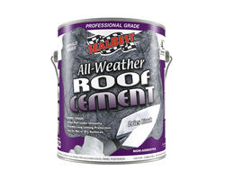 SealBest Professional Grade All-Weather Roof Cement - .9-gal.