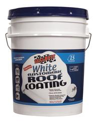 SealBest 15-Year Protection White Elastomeric Roof Coating - 4.75-gal.