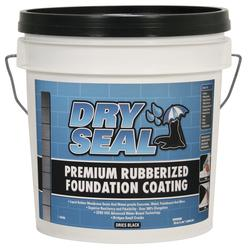 SealBest DrySeal Premium Rubberized Foundation Coating - .9-gal.