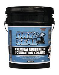 SealBest DrySeal Premium Rubberized Foundation Coating - 4.75-gal.