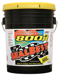 SealBest 800 Fast-Drying Supreme Driveway Sealer & Filler - 4.75 gal.