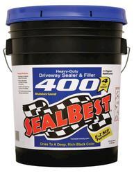 SealBest 400 Heavy-Duty Driveway Sealer & Filler - 4.75 gal.