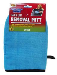 Detailer's Choice® Fur-Ever Gone Hair and Lint Removal Mitt
