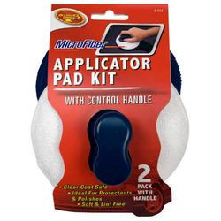 3-Piece Microfiber Applicator Kit