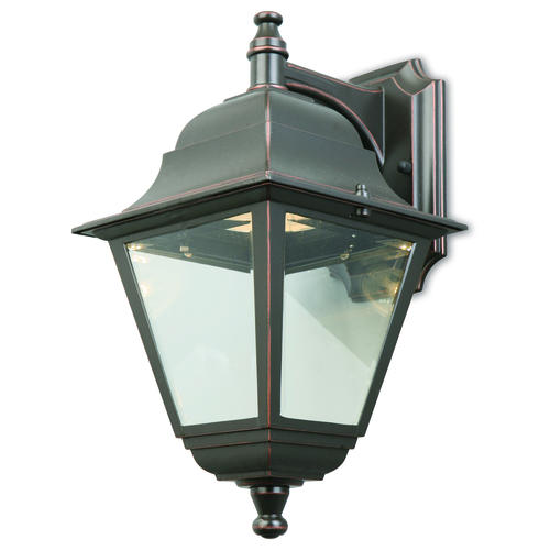 "Elliot LED 1-Light 14"" Oil Rubbed Bronze Outdoor Wall"