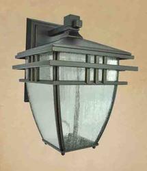 "Patriot Lighting Belcourt 13-1/4"" Aged Bronze Patina LED Outdoor Wall Light"