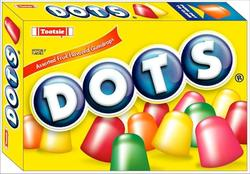 DOTS® Assorted Fruit-Flavored Gumdrops - 7.5 oz.
