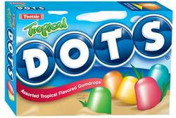 DOTS® Assorted Tropical-Flavored Gumdrops - 7.5 oz.