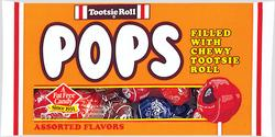 Tootsie Pops® Assorted Flavors Pops - 10.125 oz.