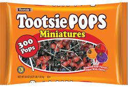 Tootsie Pops® Miniatures - 300 ct.