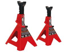 Big Red Jack Stands (6 Ton Capacity)