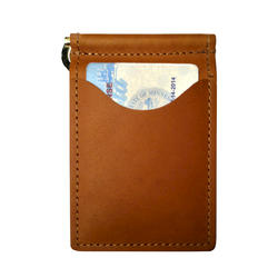 Brown Back Saver Wallet
