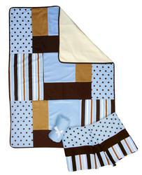3-Piece Max Crib Bedding Set