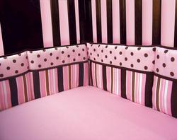 Maya Crib Bumpers