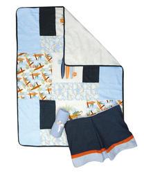 3-Piece Surf's Up Crib Bedding Set