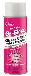 Gel-Gloss® Kitchen & Bath Polish & Protector
