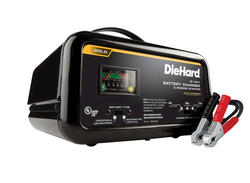 DieHard 75/12/2 Amp Battery Charger - 12 Volt