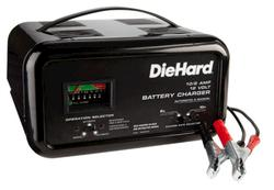 DieHard 10/2 Amp Automatic/Manual Battery Charger - 12 Volt