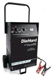 DieHard 200/40/1 Amp Wheel-style Battery Charger - 6 and 12 Volt