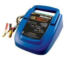 DieHard 80/20/10/2 Amp Battery Charger - 12 Volt