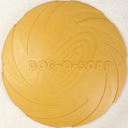 Masterpaws® Flexible Rubber Doggy Disc Toy