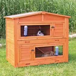 Trixie® Natura® Small Animal Enclosed Hutch