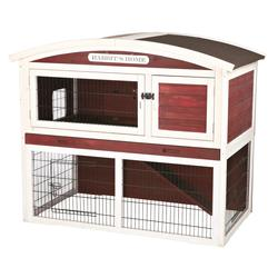 Trixie® Natura® Small Animal Hutch with Enclosure