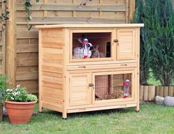 Trixie® 2-Story Small Animal Hutch