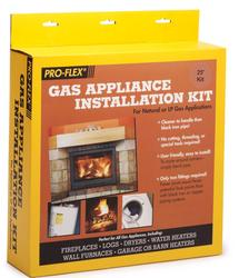 Gas Appliance Installation Kit