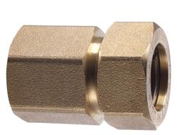 "1/2""Female Brass CSST Fitting"