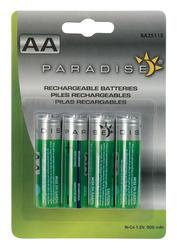 Paradise Garden Rechargeable Solar Batteries