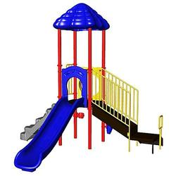 Ultra Play Deer Creek Commercial Playground In-Ground Footers Kit