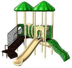 UPlay Today South Fork Playful Commercial Playground Playset