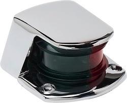 SeaSense® Small Bi-Color Chrome Bow Light Combination