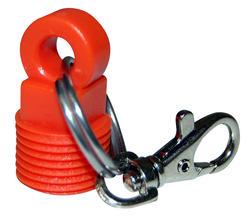 SeaSense® Garboard Plug Nylon Key Chain