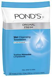 Ponds Towelettes Original 30 Count