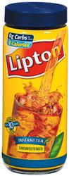 Lipton Iced Team Unsweetened 30 Qt.